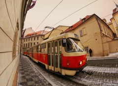 fisheye_Tatra_T3_Praga